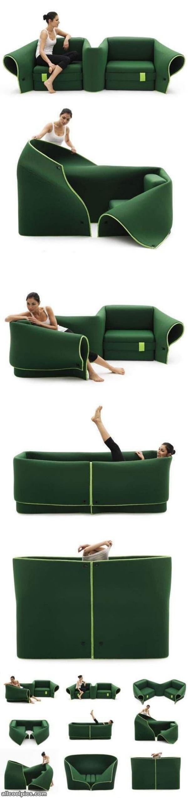Cool Adjustable Couch