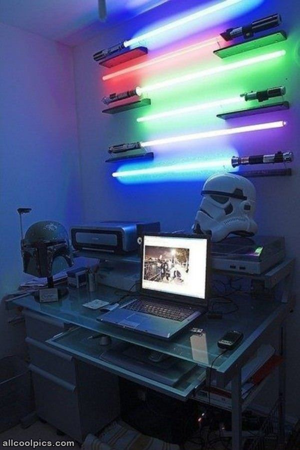 Cool Star Wars Lamps