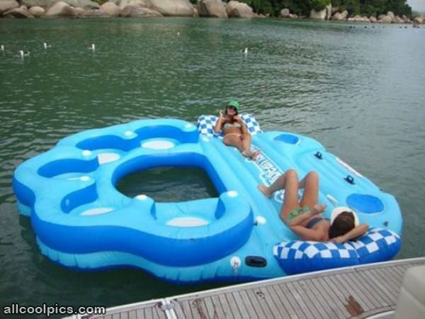 Costco Club Chair Epic Raft - Cool Pictures