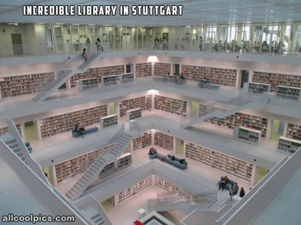 Incredible Library